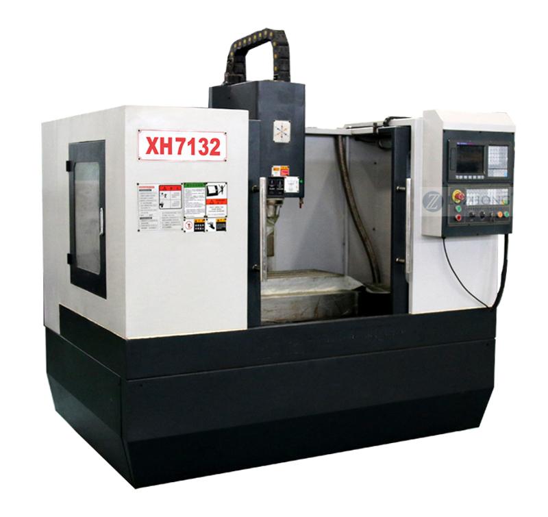 XH7132/XK7132数控铣床
