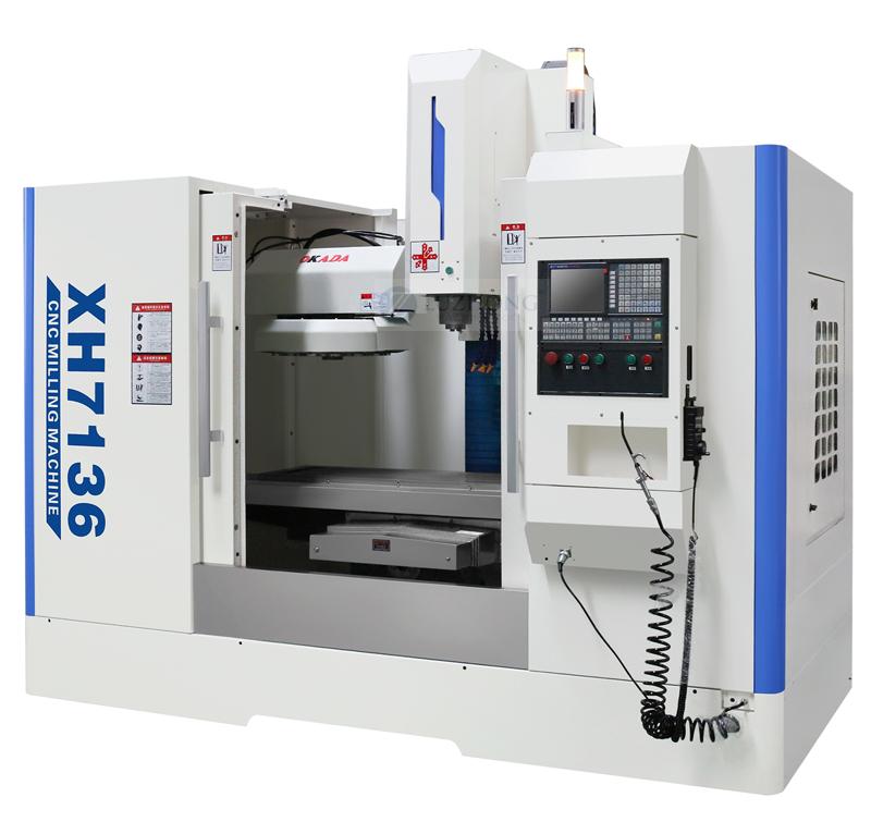 XH7136/XK7136数控铣床
