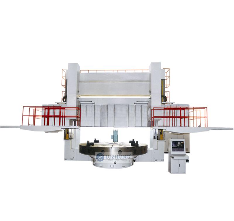 CK5263D数控双柱立车